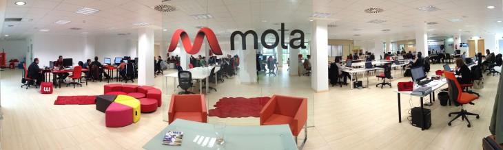 mola new offices 730x219 Spanish startup accelerator Mola closes $3.16 million round, will invest in 15 new companies