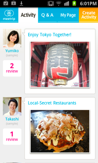 mt4 Meetrip, Asias cultural travel marketplace, launches Android guide apps for 12 countries