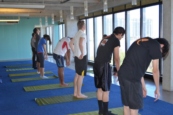rokk3rlabs yoga 730x483 Awesome Offices: Inside 8 fantastic startup workplaces in Miami