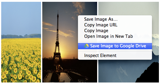 savetodrive Google releases Save to Drive extension for Chrome, adds zooming and region commenting to images