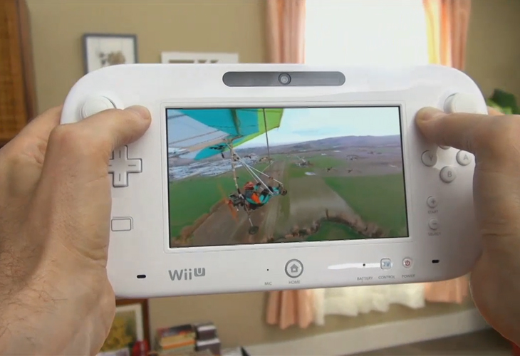 wiiu1 Google Maps and Street View to launch on Nintendos Wii U in January 2013