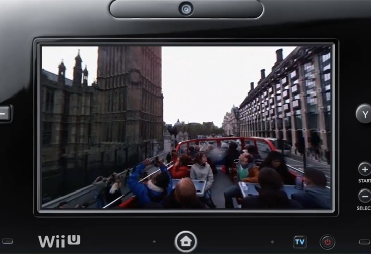 wiiu2 Google Maps and Street View to launch on Nintendos Wii U in January 2013