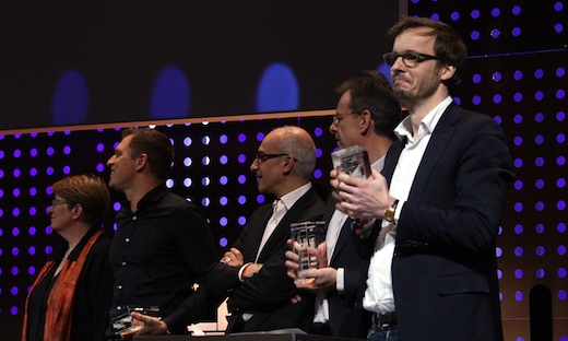 winner on the right1 Qunb wins the LeWeb 12 startup competition, helps users find and visualize numerical data