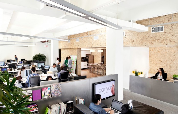 Canvas 01a 730x467 Awesome offices: Inside another 12 fantastic startup workplaces in New York