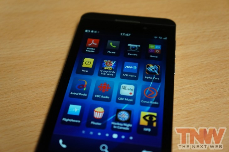 DSC02785wtmk1 730x485 BlackBerry unveils BlackBerry 10 and its first two devices, the Z10 and Q10