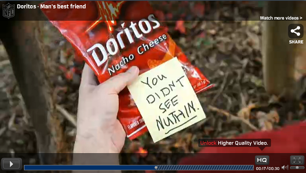 Doritos 12 big brands & celebrities that crowdsourced in 2012