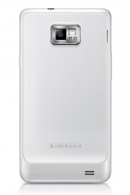 GALAXY S II Plus Product Image 3 520x779 Samsung unveils Galaxy S II Plus with 1.2 GHz dual core processor and Jelly Bean