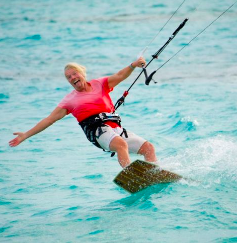 Screen shot 2013 01 17 at 9.49.37 AM MaiTai: Richard Branson invites Silicon Valley elite to kiteboard on Necker Island