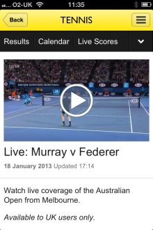 b10 220x330 BBC Sport iOS app updated with live and on demand video, as it returns to mobile Web too
