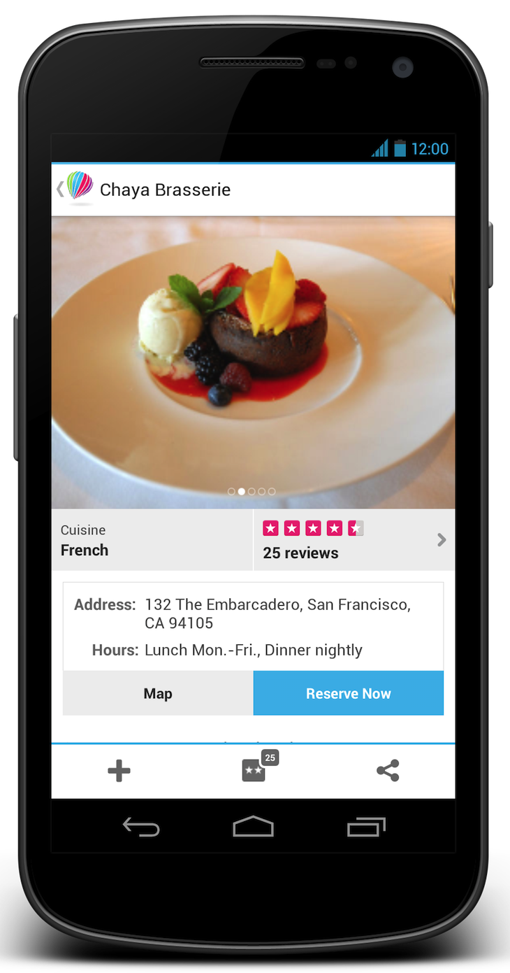 gogo1 With 10% of its 2.5m users booking hotels on the go, Gogobot brings social travel app to Android