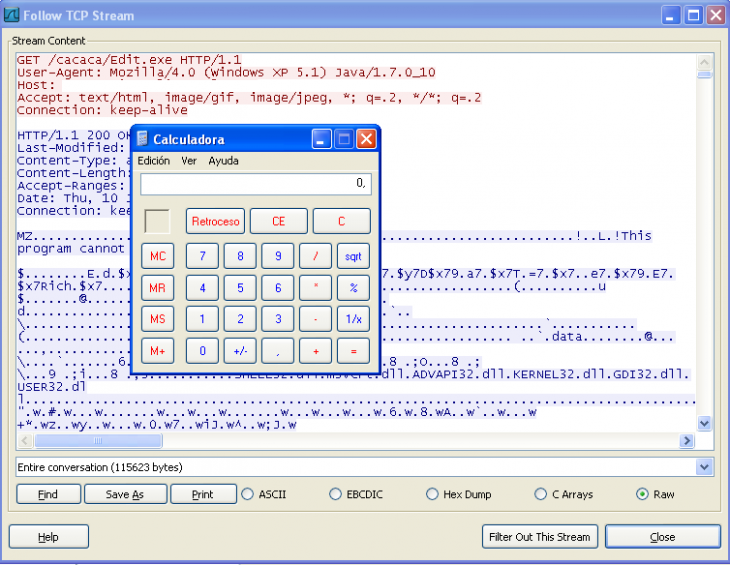 java calc 730x565 New Java vulnerability is being exploited in the wild, disabling Java is currently your only option