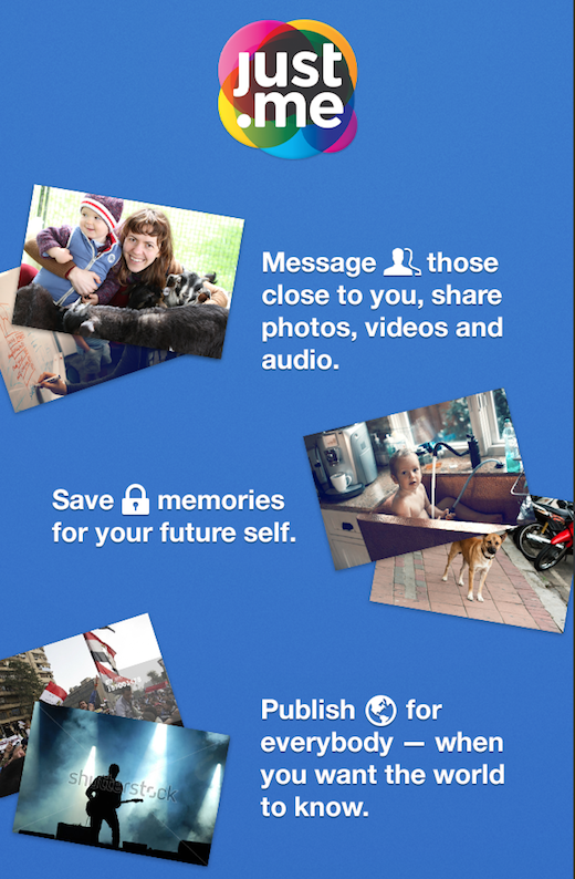 just Hands on with Just.mes unified messaging app for the iPhone