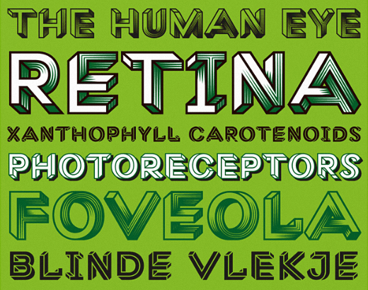 macula 38 Of the most beautiful typeface designs released this winter