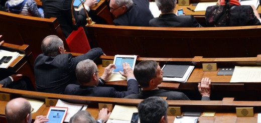 FRANCE-PARLIAMENT-ASSEMBLY