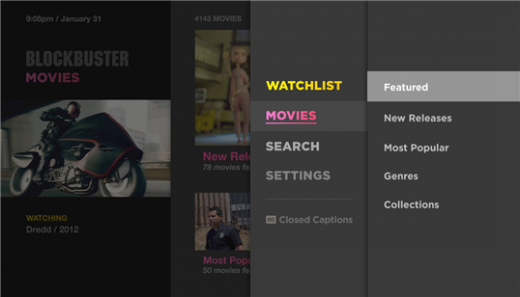 Roku21 520x297 Blockbuster brings its on demand movie rental service to US Roku boxes