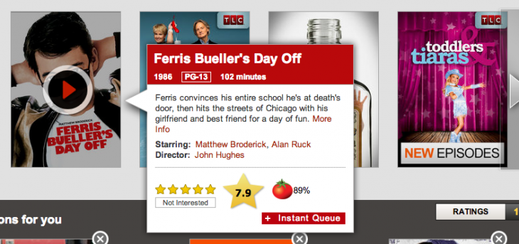 Screen Shot 2013 02 04 at 12.24.43 PM 730x343 This Chrome extension brings IMDB and Rotten Tomato ratings to Netflix