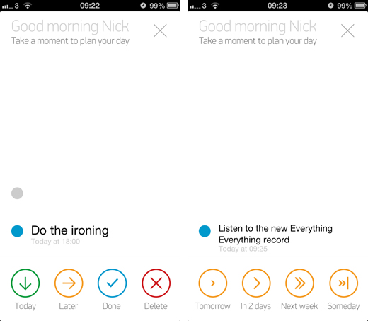 anydoscreens1 Any.DO extends its productivity app with Moment, a simple planner to help you tackle the day ahead