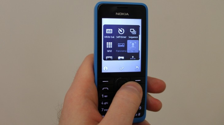 b8 730x408 Nokia unveils new 105 and 301 featurephones, shipping soon for $20 and $85 respectively