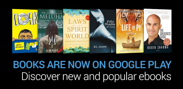 google books Google launches Google Play Books in India, but theres no movie or music content for now