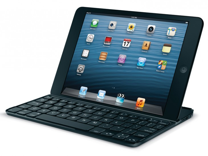 keyboardpostcrop 730x547 Logitech launches its Ultrathin Keyboard Case for the iPad mini