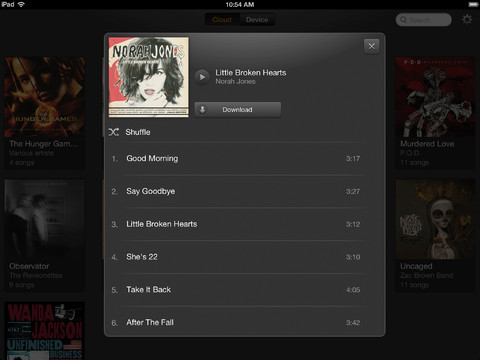 mzl.vhfwybfg.480x480 75 Amazon rolls out iPad optimized version of its iOS Cloud Player app