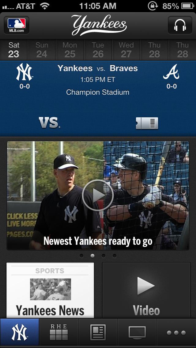 photo 4 MLB At Bat 13 brings cross platform subscriptions, sortable statistics, classic games and more in 5th season