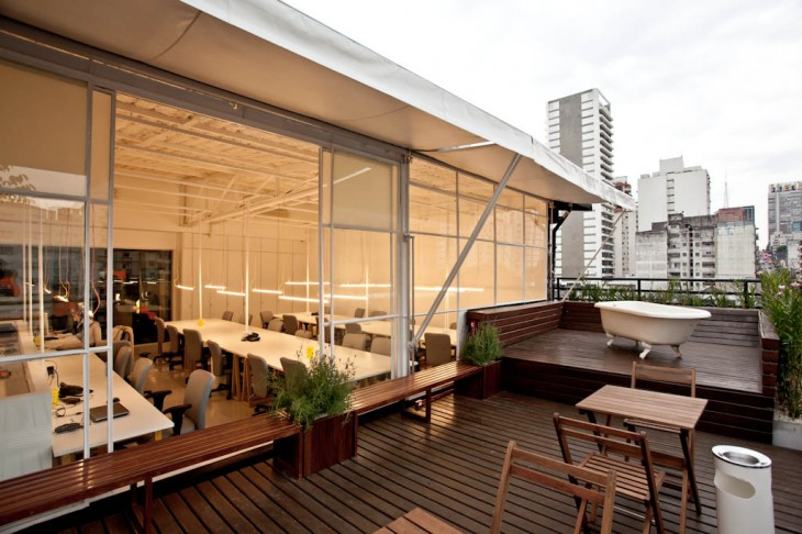 pto de contato jardins 2 730x486 Coolest offices: Inside 9 awesome tech workplaces in São Paulo
