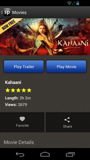 Spuul releases Android app for its Bollywood streaming video service