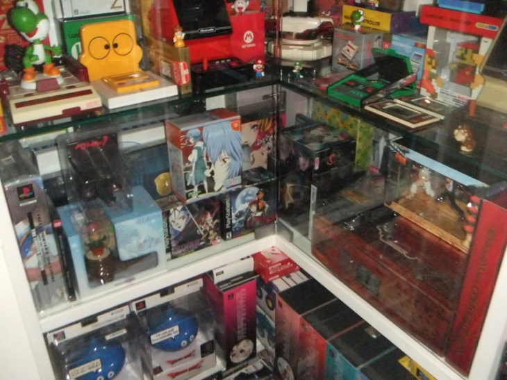 vg2 730x547 An amazing video game collection spanning 30 years is being sold for $550,000 on eBay