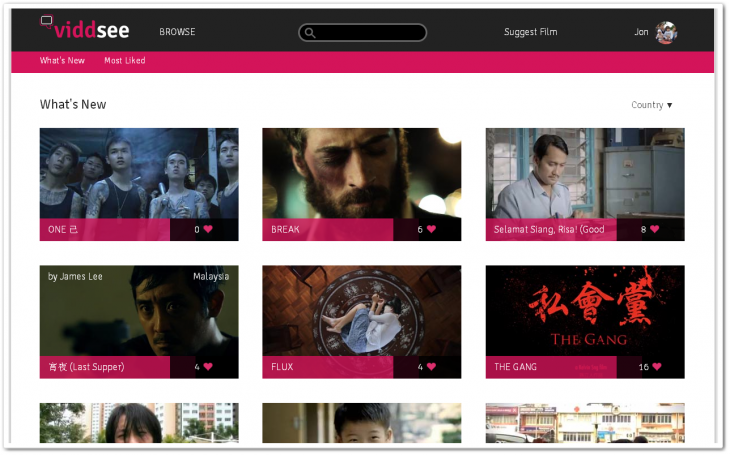 viddsee1 730x455 Viddsee is a place for Southeast Asias top short filmmakers to showcase their work