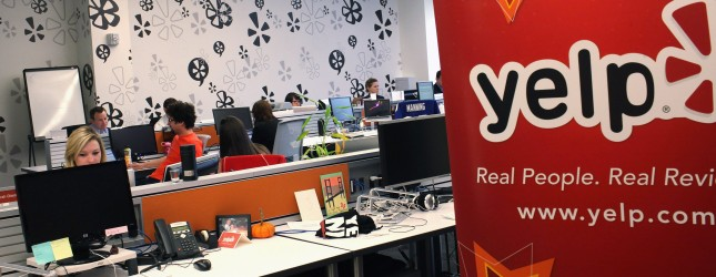 Yelp Opens Its East Coast Headquarters In New York City