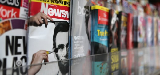 Newsweek Announces It's Going Digital Only, Will End Print Edition