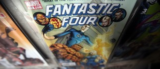 Disney Acquires Marvel Comics For $4 Billion