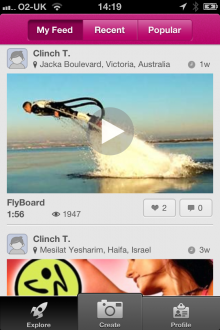 Photo 04 03 2013 14 19 31 220x330 Clinch refreshes its social video editing app to let you tap content posted on Twitter and Instagram