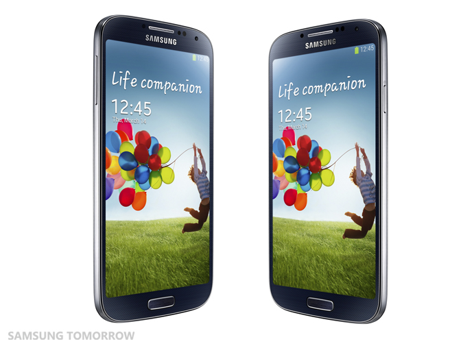 Samsung Introduces the GALAXY S 4 1 Samsung Galaxy S 4 announced: 5 441 ppi screen, 13 mp camera, Android 4.2, 4G LTE, available April