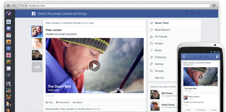 Zow4kBU1 730x364 A deep dive into Facebooks News Feed redesign: Success, and only a few party fouls