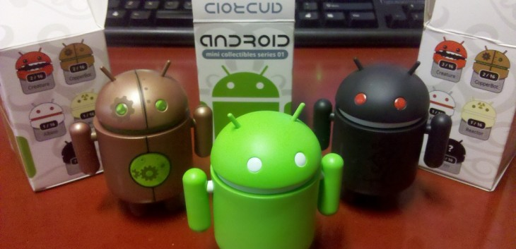android bots 730x353 As Samsung launches the Galaxy S4, rivals jostle to shoot down the worlds top phone maker