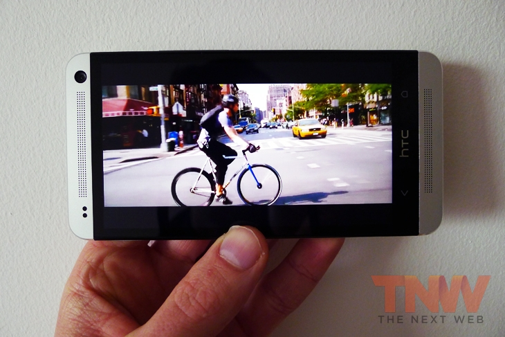onemoviewtmk HTC One review: An absolutely superb Android smartphone with software flaws