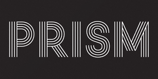 prism 32 Of the most beautiful typeface designs released last month