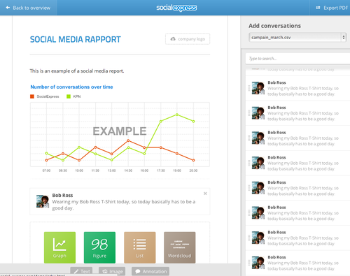 socialex SocialExpress raises $320,000 to bolster its social media reporting tool