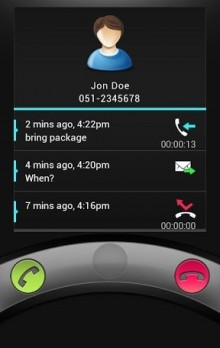 unnamed2 220x348 TNW Pick of the Day: RefreshMe for Android lets you attach notes to calls to remember what was discussed