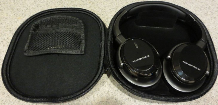 Capture 730x351 Active noise canceling headphones from Monoprice: The best deal youll find today