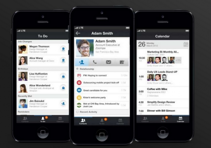 Screen Shot 2013 04 25 at 12.19.22 AM 730x512 LinkedIn unveils Contacts, a Web and iOS app to help people network and foster stronger relationships