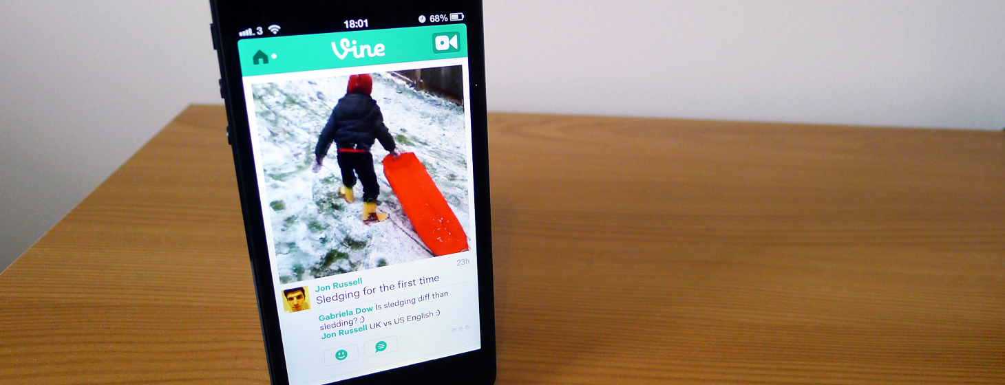 Twitter's Vine gets vanity URLs: sign-up starts Dec. 20 for verified accounts and Dec. 23 for all others