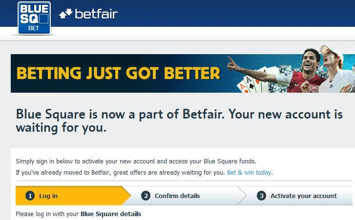 a Betting exchange Betfair hedges its bets, acquiring Blue Square for $7.6m