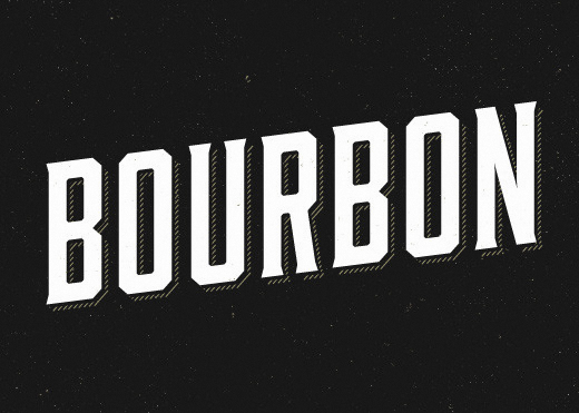 bourbon 23 Of the most beautiful typeface designs released last month