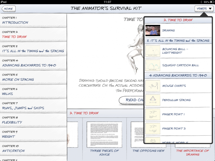 c9 730x547 TNW Pick of the Day: The Animators Survival Kit is a spellbinding iPad app for budding animators