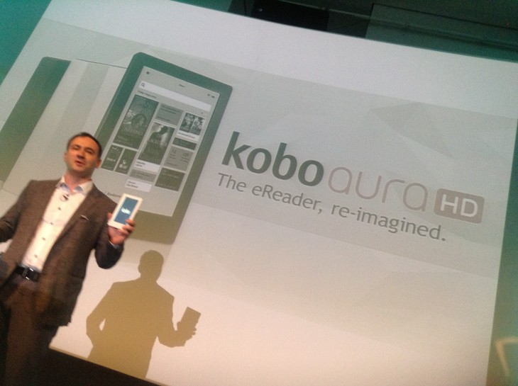 image2 730x545 Kobo launches the Aura HD, a limited edition ereader for the passionate book lover