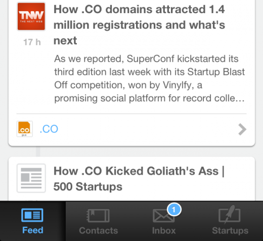 press 520x476  Angie: An AngelList iOS app with full messaging features