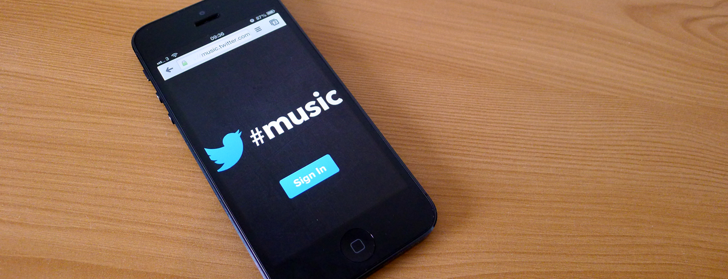 Twitter to Shut Down Its #Music App